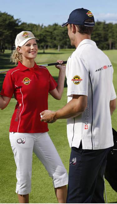 Golf et Podium